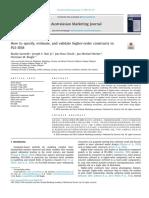 Quantitative Analysis -PLS-SEM