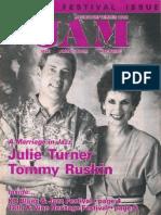 JAM Magazine - August/September 1992