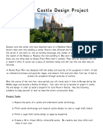 The how of medieval castle projects