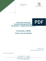 Propuesta Comercial GCP - 2018 G1924 SETSA