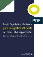 Adapter-organisation-pour une gestion efficiente des risque entreprise.pdf