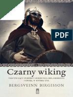 Czarny wiking - Bergveinn Birgisson
