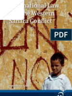 International Law and the Western Sahara Conflict (2014)