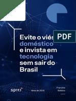 Invista em tecnologia sem sair do Brasil