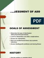 paediatrics Assessment of acute diarrhoeal disease .pptx