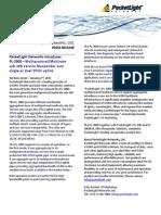 PR-  PacketLight Networks