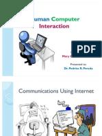 Human Computer Interaction New