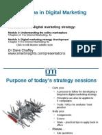 Internet Marketing strategy by Dave Chaffey