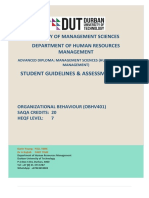 learnerguideorganizationalbehaviour (2)(1)
