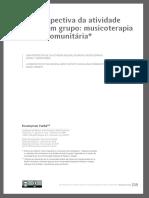 ok - CUNHA 2016 - Uma perspectiva da atividade __musical em grupo_ musicoterapia __social e comunitária.pdf