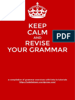 KEEP CALM AND REVISE YOUR GRAMMAR_BLOG