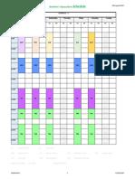 BS Schedule