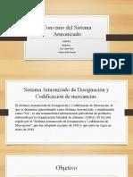 Sistema Armonizado de Designación y Codificación de Mercancías.pptx