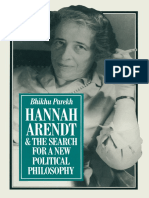 Bhikhu Parekh (auth.) - Hannah Arendt and the Search for a New Political Philosophy (1981, Palgrave Macmillan UK) - libgen.lc.pdf