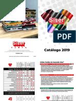 Catálogo SISER