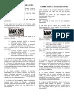 EXAMEN TECNICAS BASICAS DE CONTEO 11 VERSION 2
