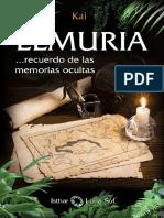 LEMURIA_ _.recuerdo de las memorias oculta - KAI