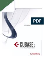 CUBASE 5 Manual Em Portugu s