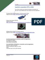 Manual conexion FPV a OSD