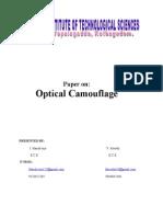 optical camoflage