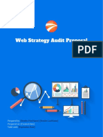 Template_Website Strategy Audit Proposal