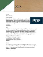 PATOLOGIA- DEFINICIONES (Recuperado automáticamente)