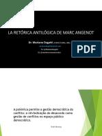 LA RETÓRICA ANTILÓGICA DE MARC ANGENOT