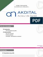 AKDITAL_Guide_Utilisateur_Dmd Recrut