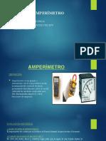 amperímetro (Salcedo Quispe Joel E.) (1).pptx