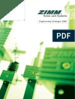 ZIMM Catalogue 2006