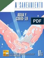 AGUA Y COVID-19
