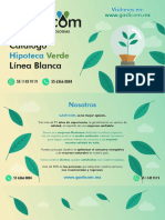 GASTICOM - Catálogo Línea Blanca - Mayo 2020