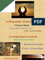 la religiosidad,dimension humana.ppt