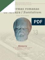 TERMAS ROMANAS DE ARCAYA