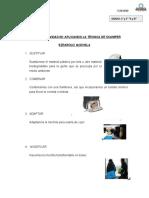 FICHA DE ACTIVIDAD 09 EJMPLO DE APLICACIÓN DE SCAMPER