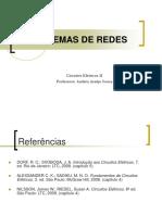 Teoremas de Redes