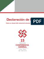 Lima_Declaration_ONUDI