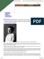 """El origen del eslogan 'Socialismo o Barbarie' de Rosa Luxemburg"""