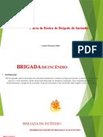 CURSO DE BRIGADA DE INCÊNDIO BASICO - HELT ENGENHARIA