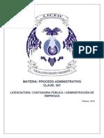 Cuadernillo Proceso Administrativo