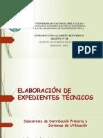 SESION N° 08 ELABORACION DE EXPEDIENTES TECNICOS