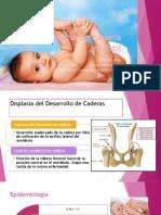 Patología de cadera infantil