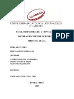 PERICIAS MEDICO LEGALES (1)