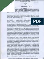Resolucion 2734 de 13Sep11 - Tarifas Permisos Ambientales Corpoboyacá