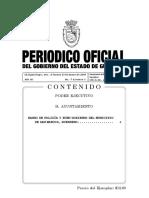 san marcos BANDO DE POLICIA Y BUEN GOBIERNO
