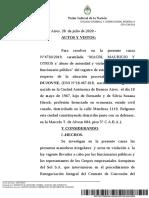 Procesado Dujovne: tal como Iguacel y Dietrich, el ex ministro de Hacienda quedó complicado en la causa peajes