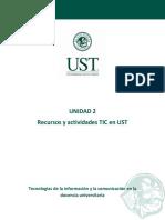 2. TIC Recursos y Actividades