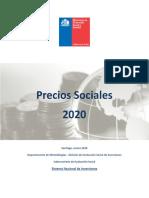 Precios Sociales Vigentes 2020 vf