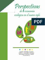 LIBRO Perspectivas de la economia ecologia