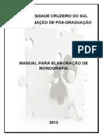 MANUAL ELABORAÇÃO DE MONOGRAFIA (2)